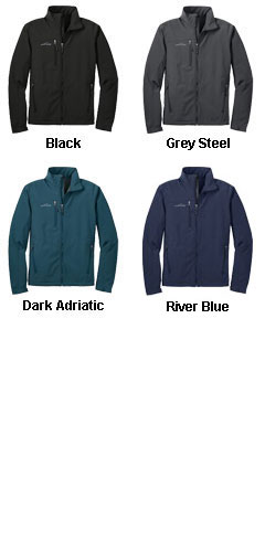 Eddie Bauer® Mens Soft Shell Jacket - All Colors