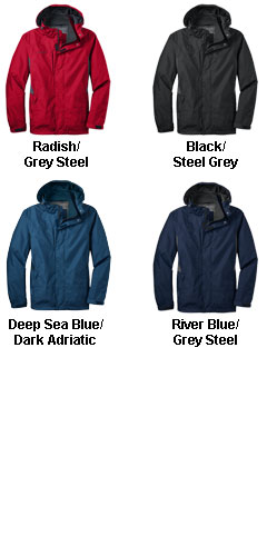 Eddie Bauer® Mens Rain Jacket - All Colors