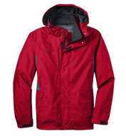 Custom Eddie Bauer® Mens Rain Jacket
