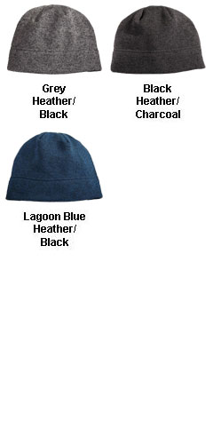 Heathered Knit Beanie - All Colors