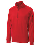 Custom Sport-Tek® Mens Tech Fleece 1/4-Zip Pullover