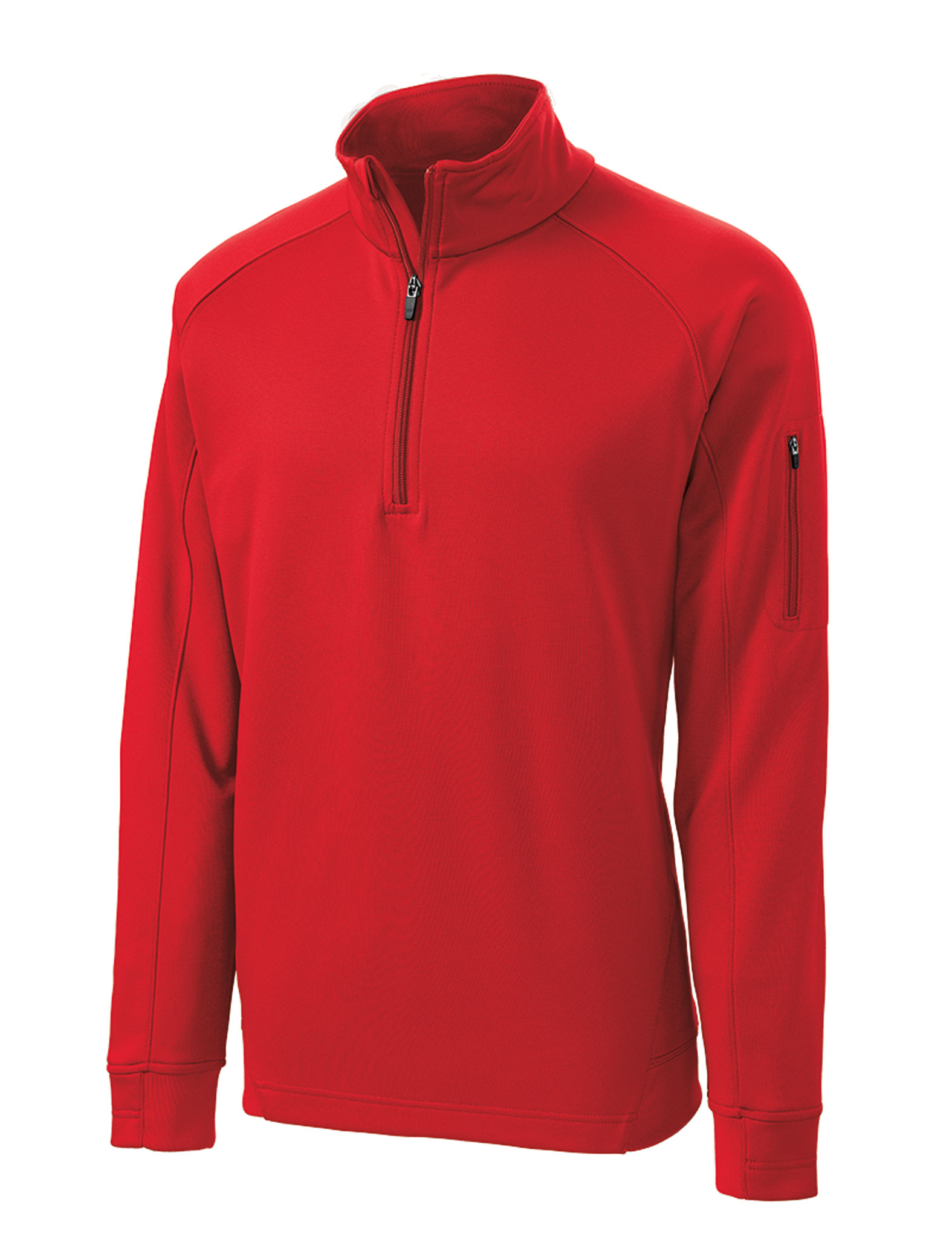 Mens Tech Fleece 1/4-Zip Pullover