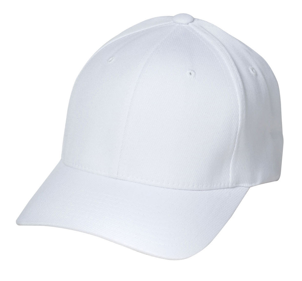 Adult Solid White Football Referee Cap