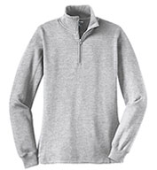Custom Ladies Sport-Tek® 1/4 Zip Sweatshirt