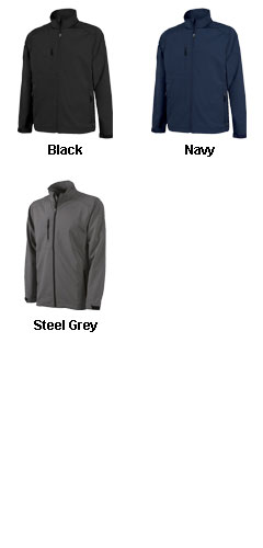 Mens Axis Soft Shell Jacket - All Colors