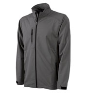 Custom Mens Axis Soft Shell Jacket by Charles River Apparel