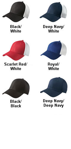 New Era® Youth Stretch Mesh Cap - All Colors