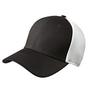 New Era® Youth Stretch Mesh Cap