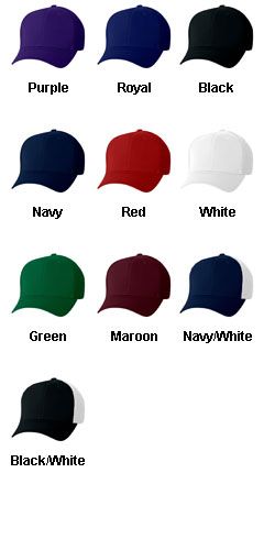 Yupoong Flexfit®  Ultrafiber Blend Constructed and Mesh Cap - All Colors