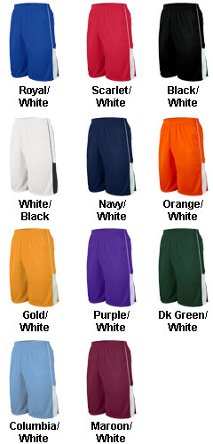 Teamwork Adult Surge Lacrosse Short - All Colors
