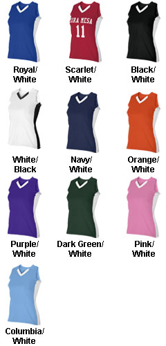 Teamwork Womens Crush Lacrosse Jersey - All Colors