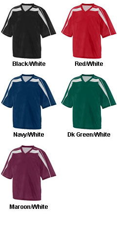 Augusta Adult Crease Reversible Jersey - All Colors