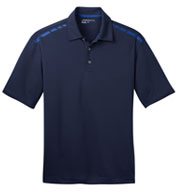 Custom Nike Golf Mens Dri-FIT Graphic Polo Shirt