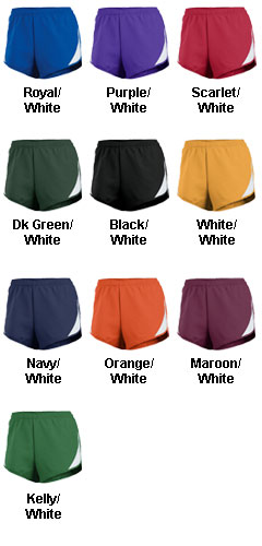 Teamwork Adult Tempo Short - All Colors