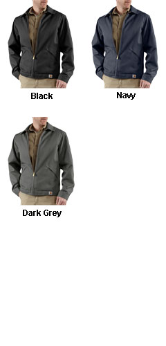 Twill Adult Work Jacket by Carhartt - All Colors