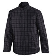 Custom Locale Men's Lightweight City Plaid Jacket