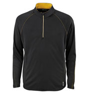 Custom North End Mens Radar 1/4 Zip Performance Long Sleeve Top