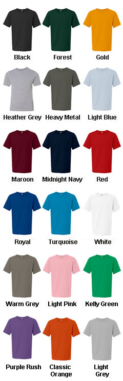 Next Level Boys Short-Sleeve Crew T-Shirt   - All Colors