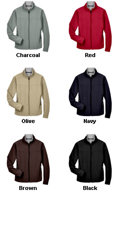 Devon & Jones Ladies Soft Shell Jacket - All Colors