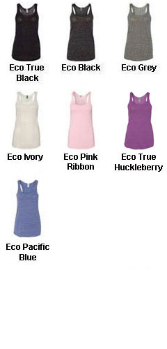 Ladies Meegs Eco Jersey Racerback Tank by Alternative Apparel - All Colors