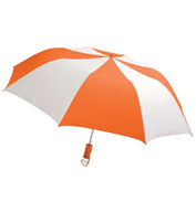 Barrister Auto-Open Folding Umbrella