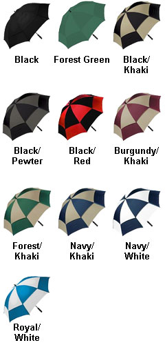 Wind Tamer Oversize Windproof Umbrella - All Colors