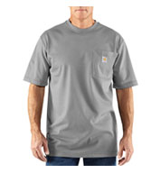 Custom Carhartt Mens Flame-Resistant Force™ Cotton T-shirt