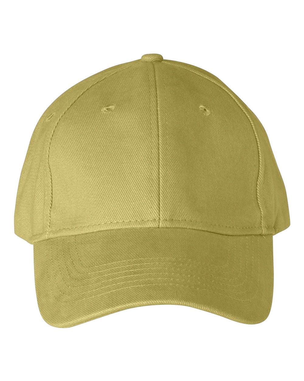 Pro Cotton Cap with Pre-Curved Bill