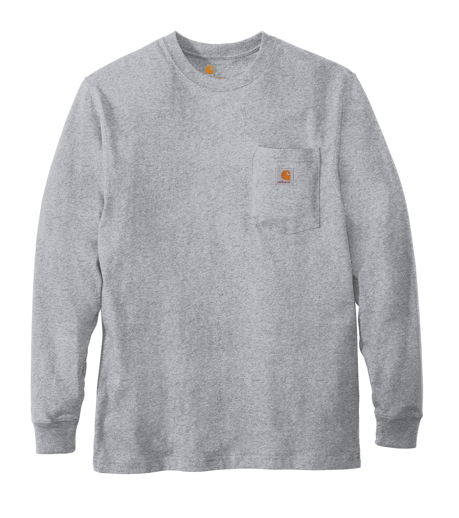 Carhartt Mens Long Sleeve Workwear Pocket T-Shirt