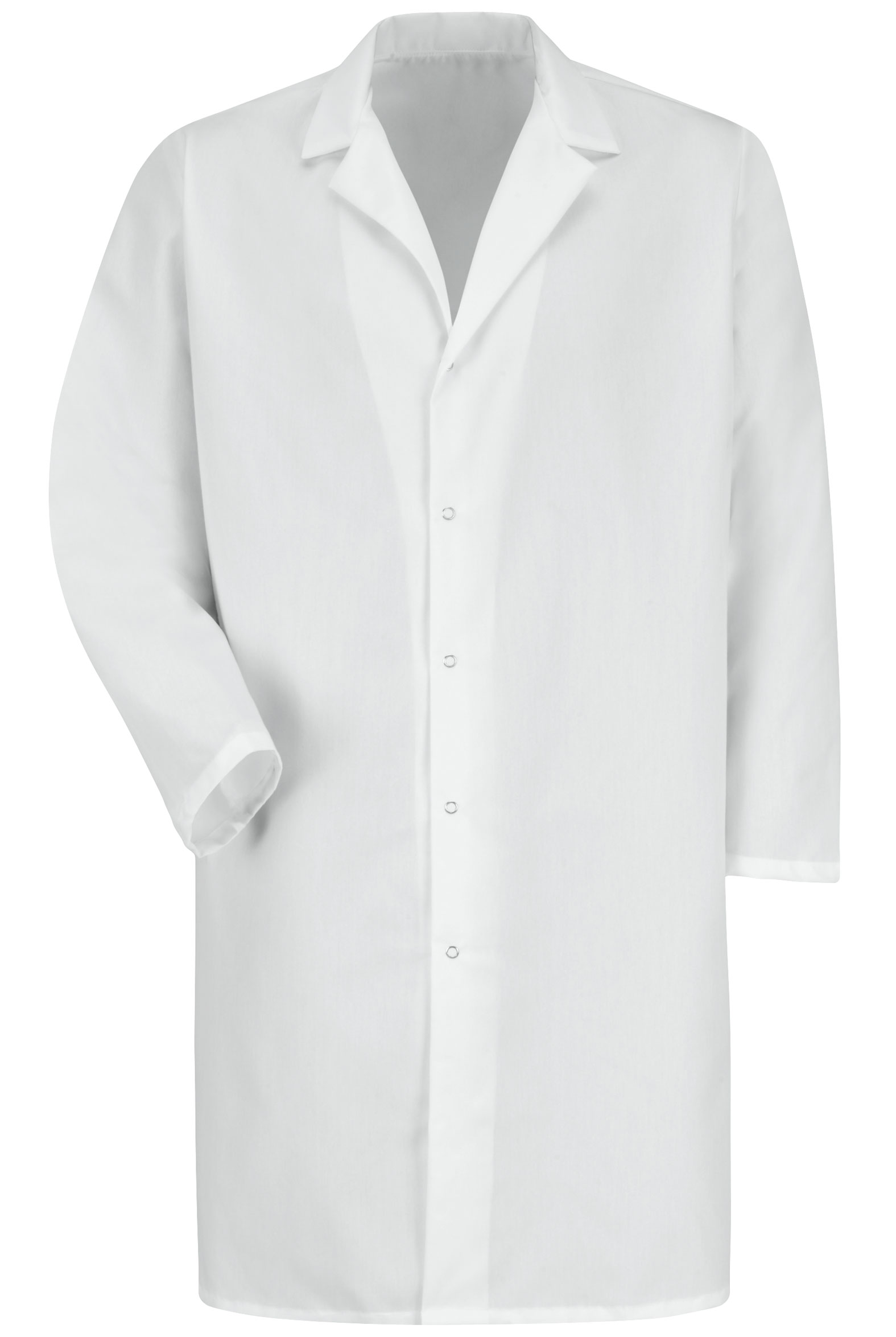 Specialized Adult Gripper Lab Coat by Red Kap