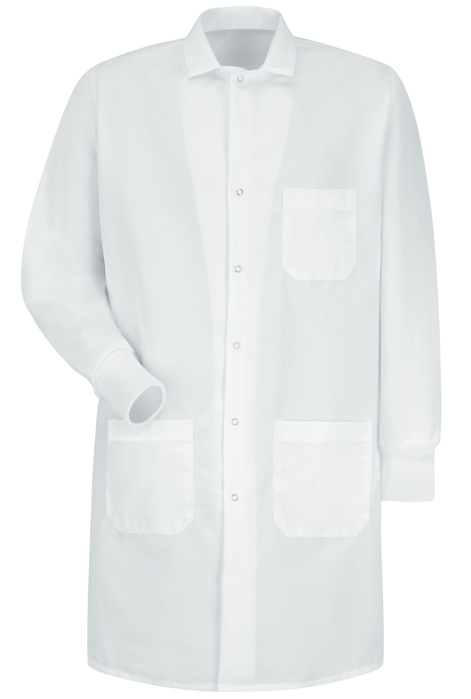 Unisex Specialized Cuffed Lab Coat by Red Kap