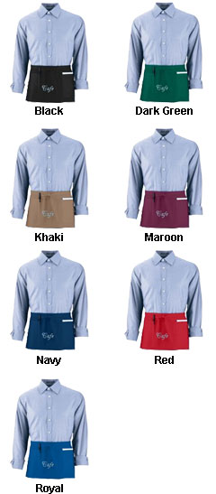 Cafe Waist Apron  - All Colors