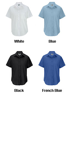 Ladies Broadcloth Work Shirt - All Colors