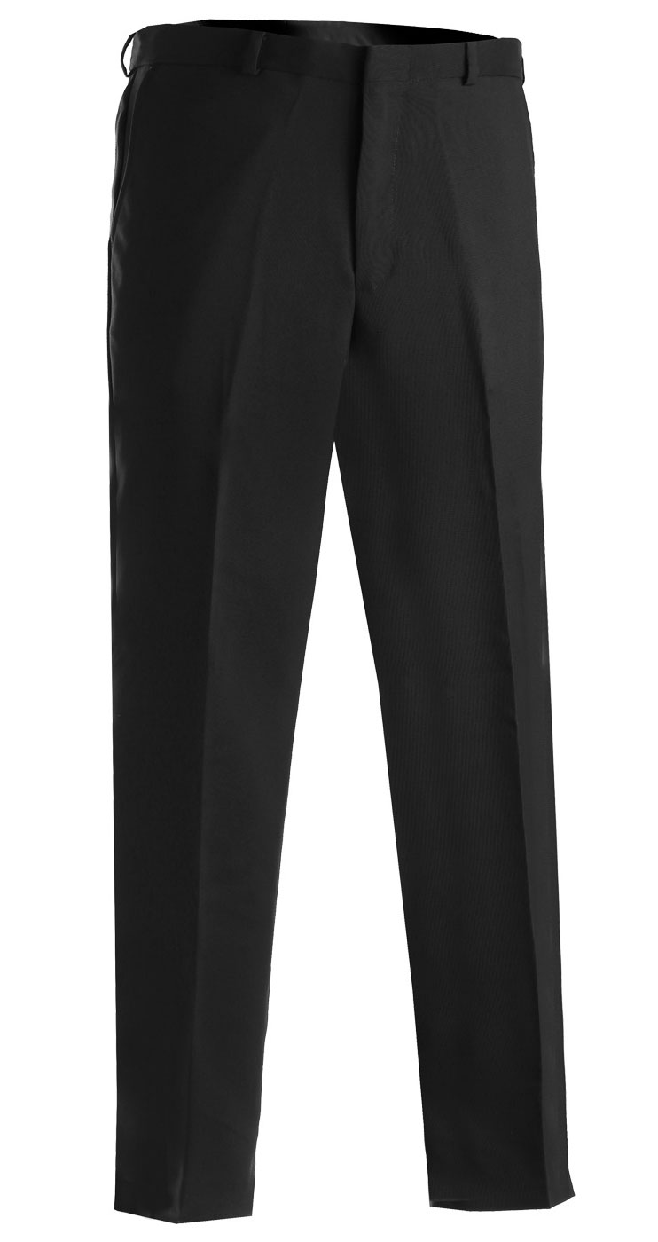 Mens Flat Front Security Pant