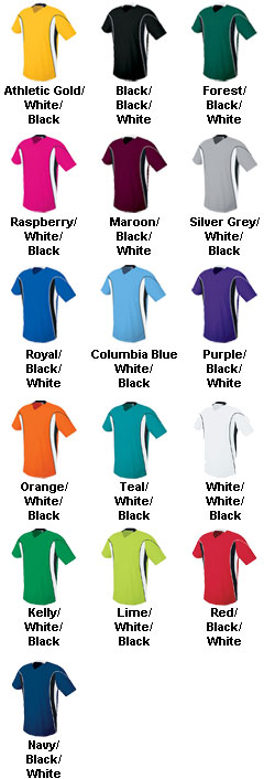 Youth Helix Performance Jersey - All Colors