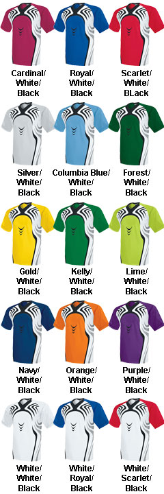 Adult Flash Performance Jersey - All Colors