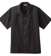 Custom Edwards® Adult Gripper Cook Shirt
