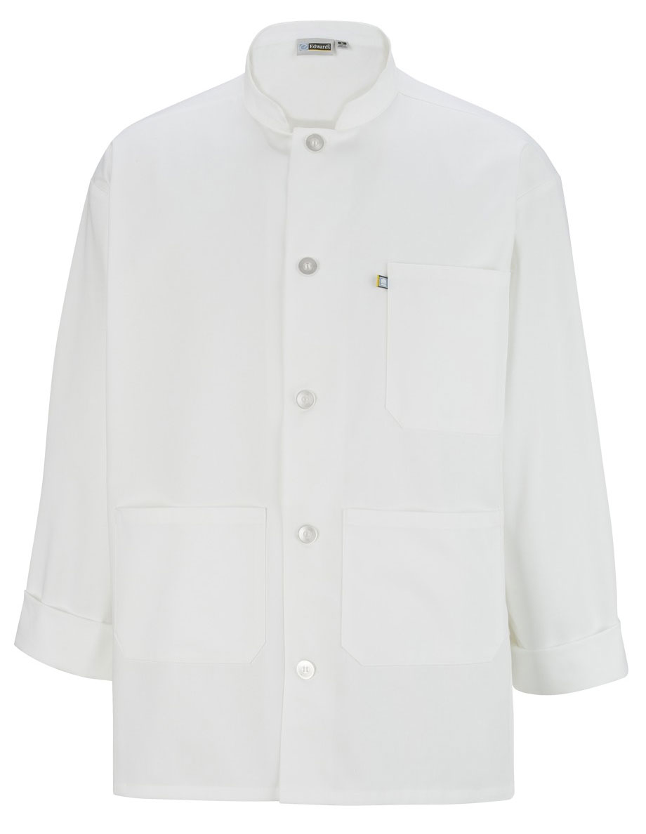 Adult Single Breasted Server Coat