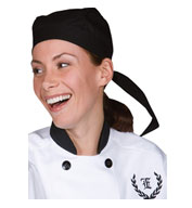 Custom Traditional Chef's Skull Cap