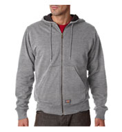 Custom Dickies Adult Thermal-Lined Hooded Fleece Jacket Mens