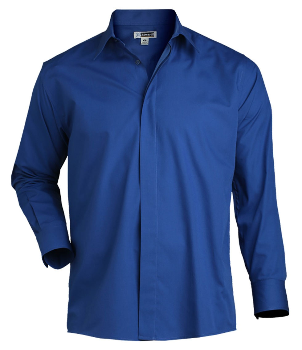 Edwards® Mens Cafe Broadcloth Shirt