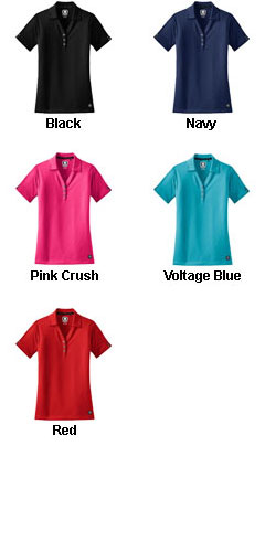 OGIO Glam Ladies Wicking Polo - All Colors