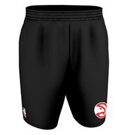 Custom Team NBA Atlanta Hawks Youth Shorts