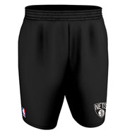 Custom Team NBA Brooklyn Nets Adult Shorts