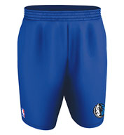 Custom Team NBA Dallas Mavericks Adult Shorts