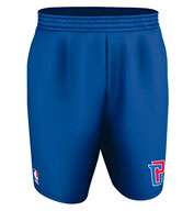 Custom Team NBA Detroit Pistons Adult Shorts