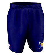 Custom Team NBA Indiana Pacers Youth Shorts