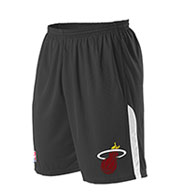 Custom Team NBA Miami Heat Youth Shorts