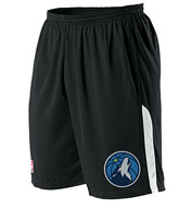 Custom Team NBA Minnesota Timberwolves Adult Shorts