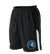 Custom Team NBA Minnesota Timberwolves Youth Shorts